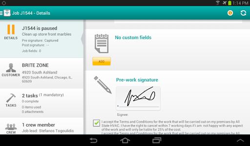 【免費工具App】FieldAware Mobile-APP點子