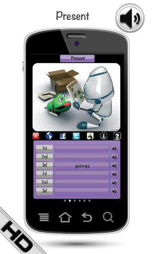 免費教育App|FREE 学习世界语动词|阿達玩APP