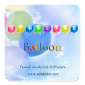4 In A Line Balloon Free logo