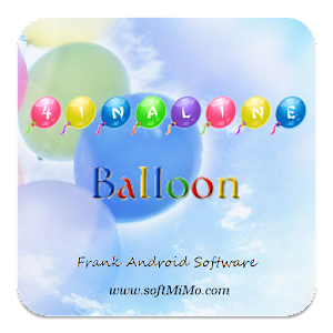 4 In A Line Balloon Free for PC and MAC