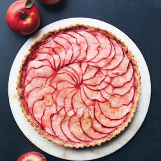 Pink-Applesauce Tart