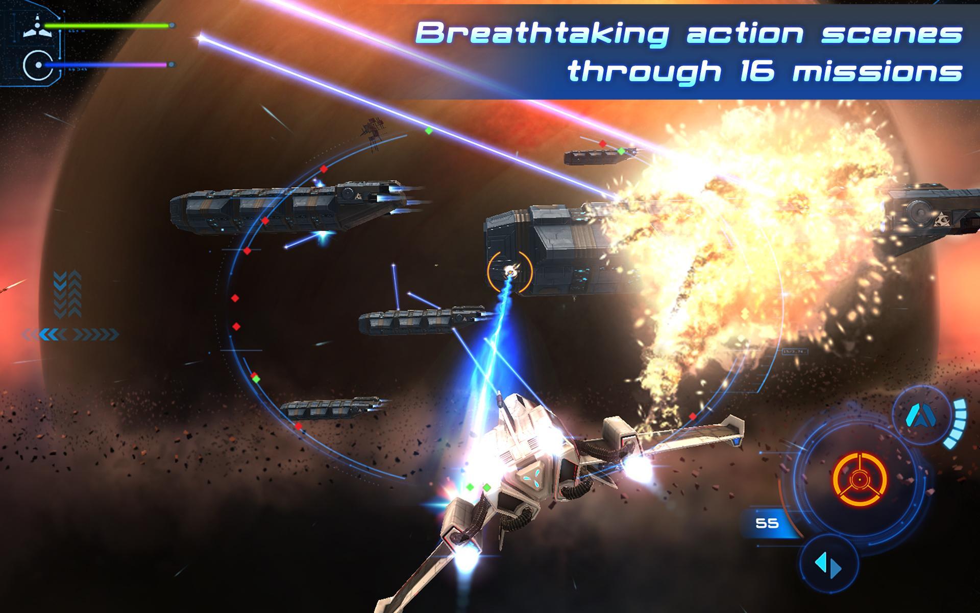 Beyond Space screenshot #12
