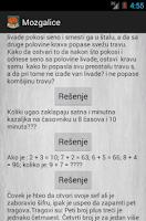 Screenshot of Mozgalice