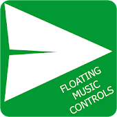 Floating Music Controls