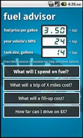 Screenshot of Fuel Advisor (Ad-Free)