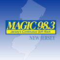 Magic 98.3 WMGQ logo