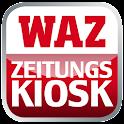 WAZ Zeitungskiosk logo