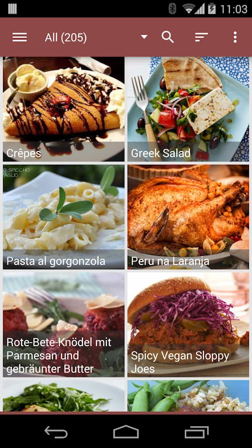 My CookBook Pro (Ad Free) - screenshot