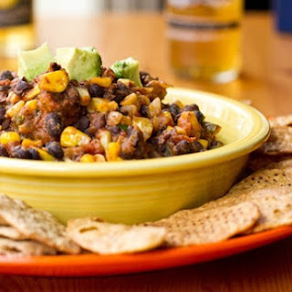 Black Bean Chili Dip.
