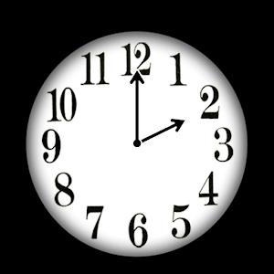 analog clock clipart. analog clock widget clipart