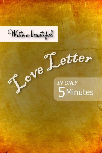Best Love Letter Writer
