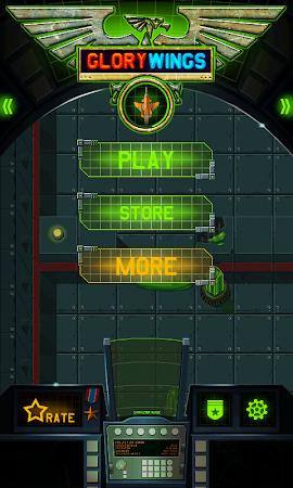 Glory Wings 1.2 screenshot 8864