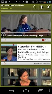 Melissa Harris-Perry: The Root - screenshot thumbnail