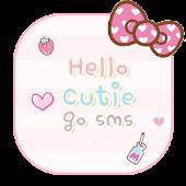 Hello Cutie GO SMS