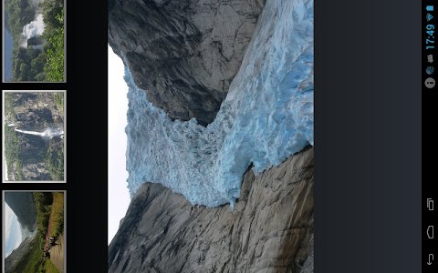 Norway:Burikusudaru glacier screenshot 1