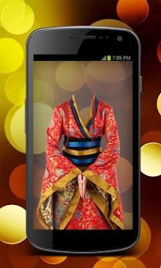Kimono Dress Insta Photo Makerのおすすめ画像2