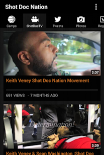 Shot Doc Nation- screenshot thumbnail