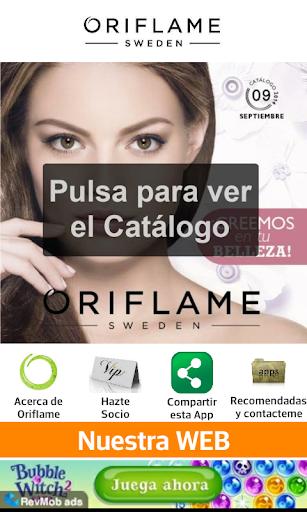 Catálogo Oriflame Honduras