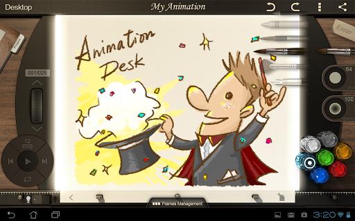 Animation Desk - 手繪動畫創作工具