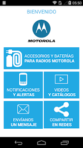 Motorola A&E APP screenshot 0