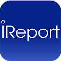 iReport.mn for tablet logo