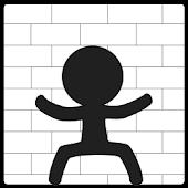 벽 피하기 : 엄마에게서 튀어라