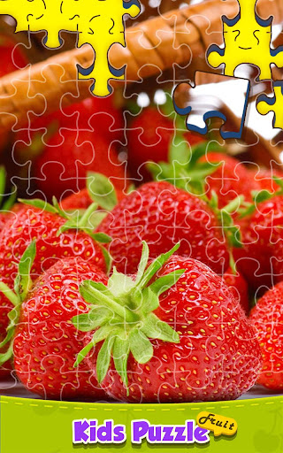 Fruit Puzzle Jigsaw Game
