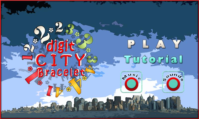 Digit City Bracelet- screenshot