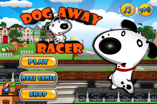 Dog Away Racer Pet Runner