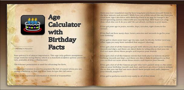 100+ Birthday Year Calculator – yasminroohi