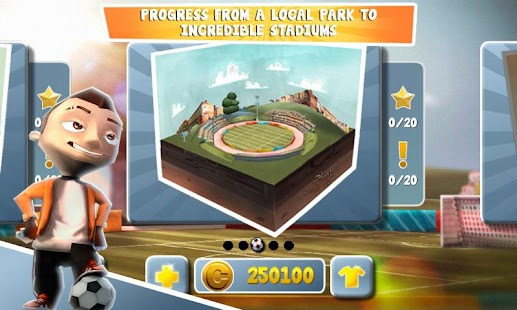Soccer Moves - screenshot thumbnail