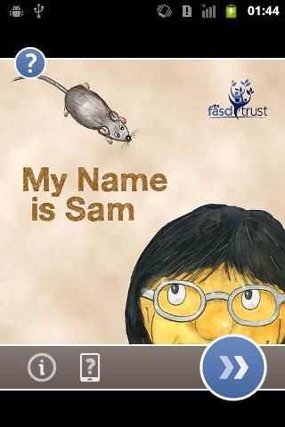 My Name is Sam - FASD Trust- screenshot