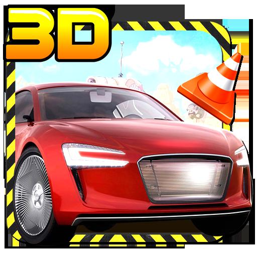 Park It 3D LOGO-APP點子