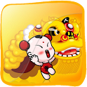 Lion Dance in 3D icon