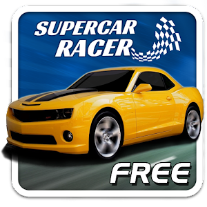 Super Car Racer: Free Car Game for PC and MAC
