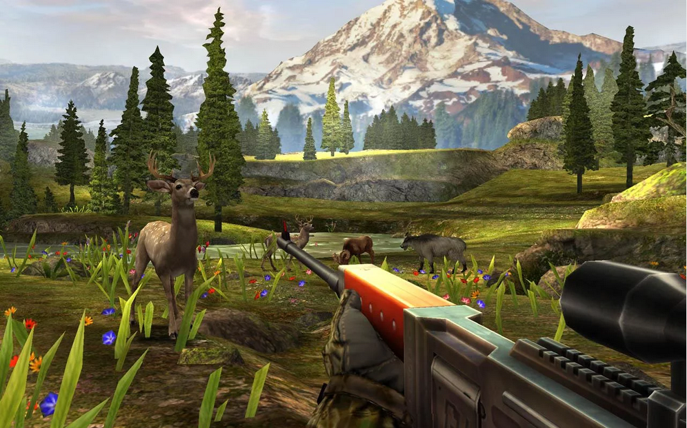 DEER HUNTER 2014- screenshot