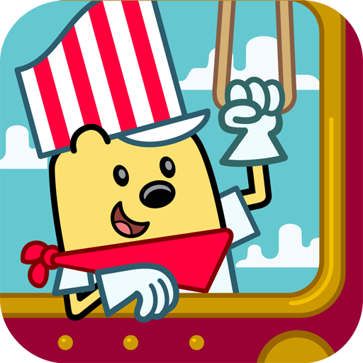 Wubbzy's Train Adventure LOGO-APP點子