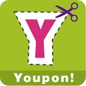Youpon - Deals in 30 countries icon