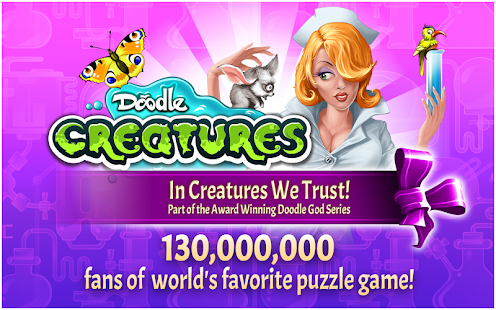 Doodle Creatures HD- screenshot thumbnail
