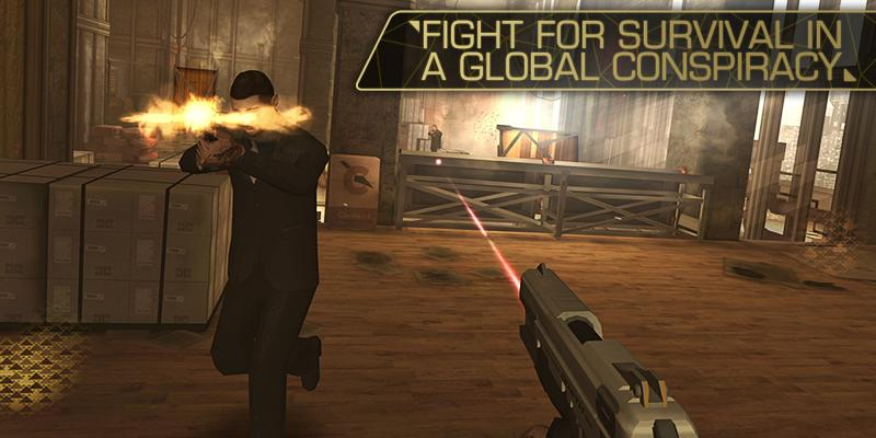Deus Ex: The Fall screenshot #2