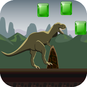 Dinosaur Run for PC and MAC