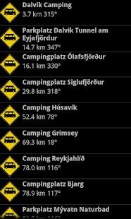 Campergids: miniatuur van screenshot