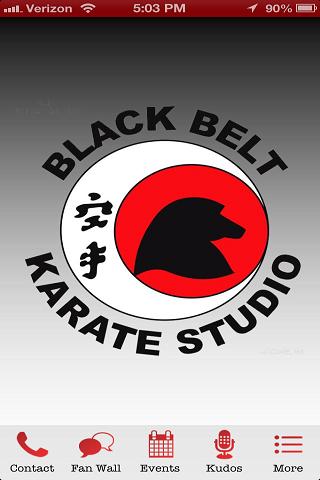 Black Belt Karate Studio