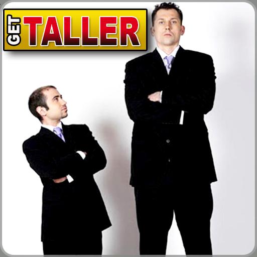 Grow Taller & Increase Height LOGO-APP點子