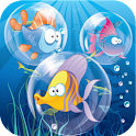 Bubble Popping For Babies FREE icon