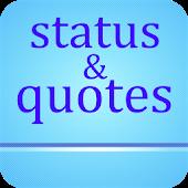 Status & Quotes 2015