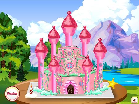 Princess Castle Cake Cooking 3.0.1 screenshot 525272