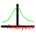Spectrum analyzer logo