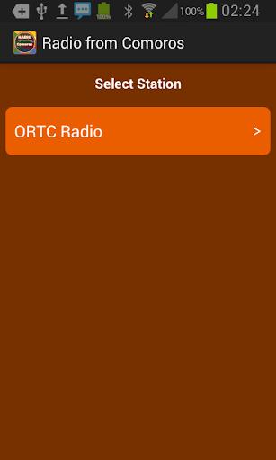 從科摩羅廣播電台