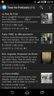 La Radio Parisienne- screenshot thumbnail